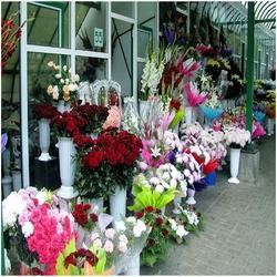 идея бизнес - торговля цветами