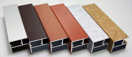 Алюминиевый профиль можно применять во многих сферах
