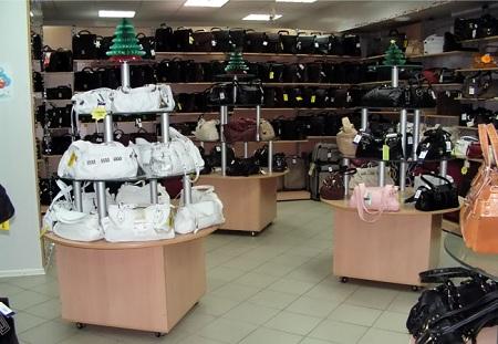 Магазин сумок - выгодный бизнес!