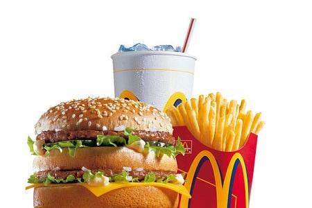 Кто не любит Макдональдс? Его любят все!