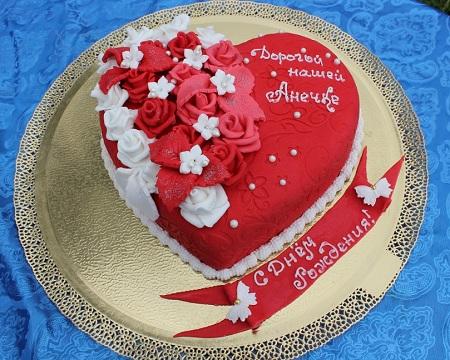 Такой торт украсит любое торжество