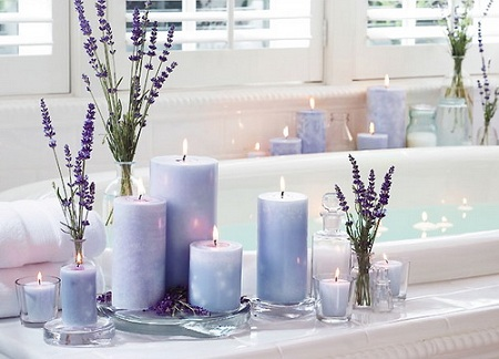 Разве такая красота сравнится с магазинными свечами?