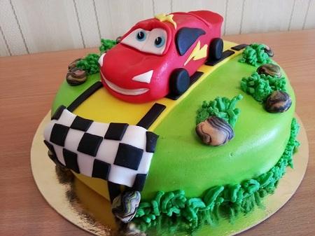 Такой торт вы не найдете в магазине