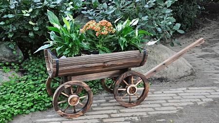 Такая фигурка украсит любой сад