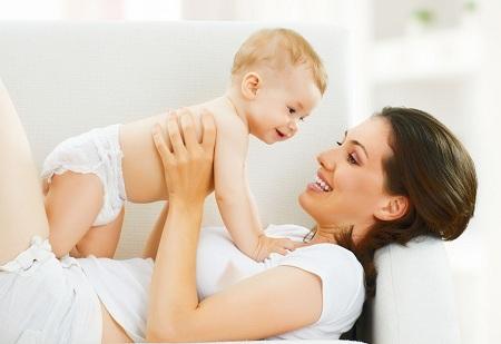Цель консультанта - сделать счастливой маму и ребенка