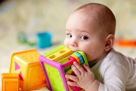 Для малышей главное - безопасность