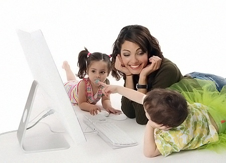 Главное - любить детей