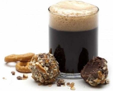 Поклонникам конфет и пива посвящается