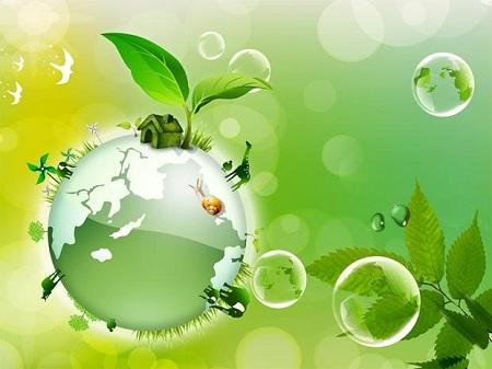 """""""Зеленые"""" товары защищают нашу землю и нас"""