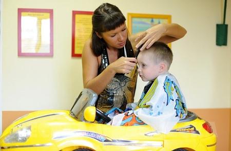 Мастеру важно найти подход к каждому ребенку