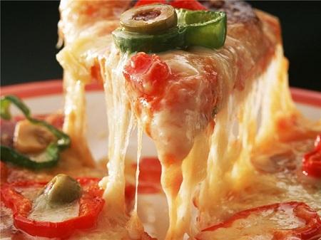 У пиццы очень много поклонников