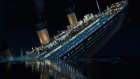 Надеемся, Forex Trend не унаследует судьбу Титаника