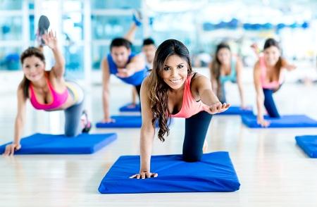 Фитнес - как дополнительная услуга