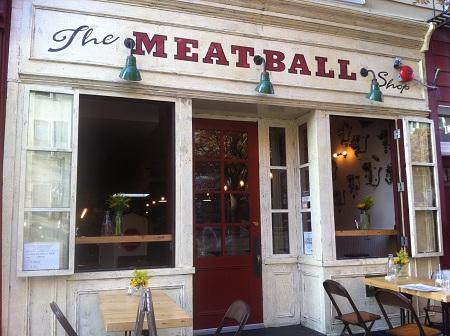Любимые с детства фрикадельки теперь ресторанный хит