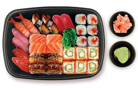 Доставка суши - очень выгодный бизнес