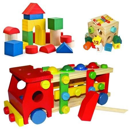 Развивающие игрушки сегодня в тренде
