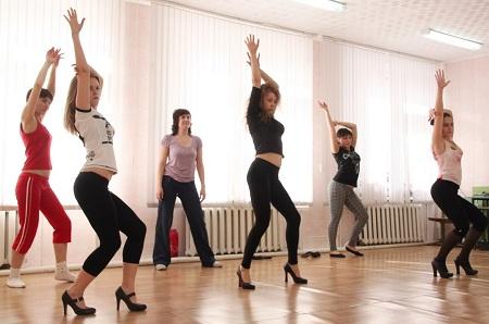 Танцы - очень красивый вид спорта