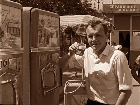 Вендинговые автоматы советских времен