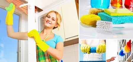 А вам нравится наводить чистоту в доме?
