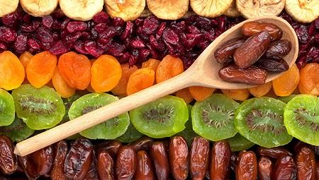 Сухофрукты - вкусная и полезная сладость