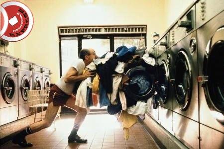 Не все умеют управлять стиральной машиной
