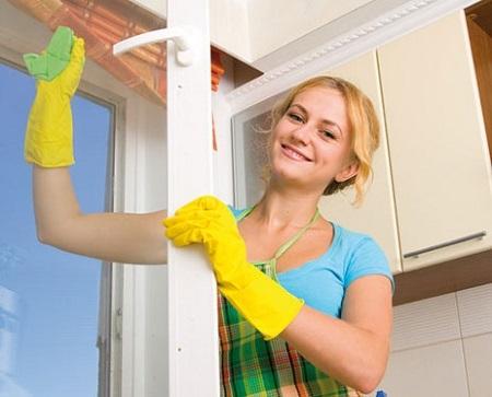Помощь по хозяйству - наиболее популярная услуга