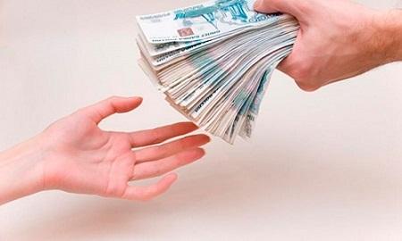 Деньги в долг под высокие проценты - это и есть микрозайм