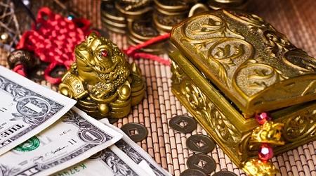 Для привлечения денег существуют различные символы
