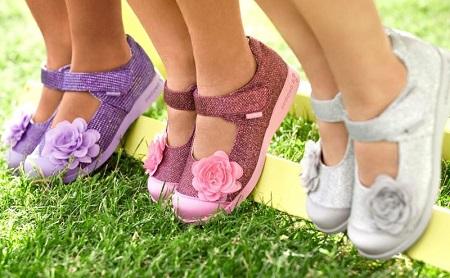 Детская обувь продается больше всего