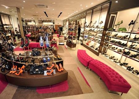 Магазин должен быть просторным, комфортным и стильным