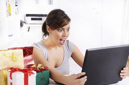 Продажа вещей через Интернет - процесс очень увлекательный