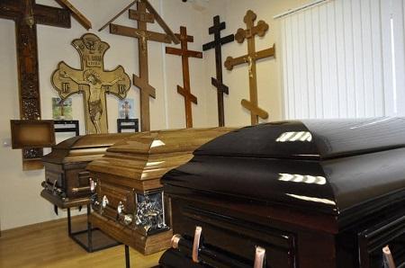 Производство и продажа гробов - хороший дополнительный заработок
