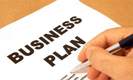 Первое, что нужно сделать - составить бизнес-план