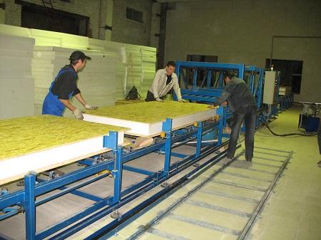 SIP-панели - прекрасная альтернатива каркасному строительству