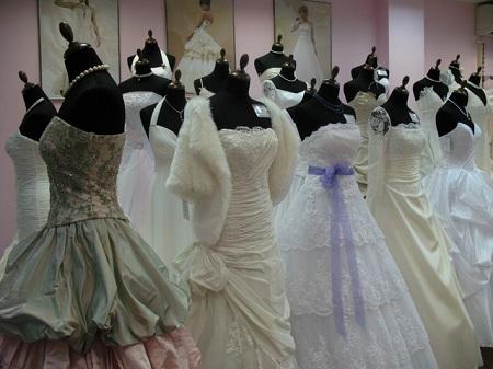 Платье невесты должно быть в идеальном состоянии