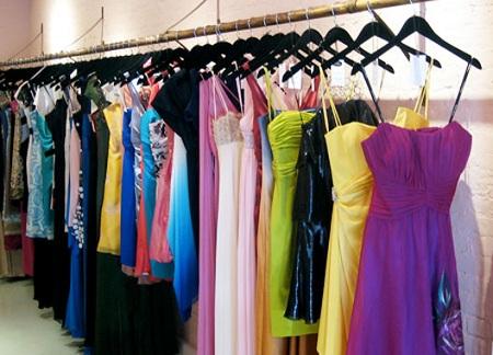 Вечерние платья напрокат пользуются большим спросом