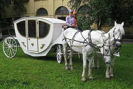 Лимузин для молодоженов остался в прошлом