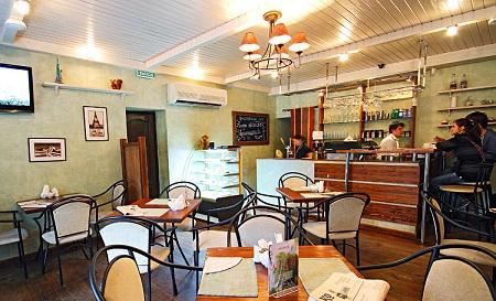 Кафе пекарня