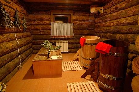 Бизнес на даче: баня