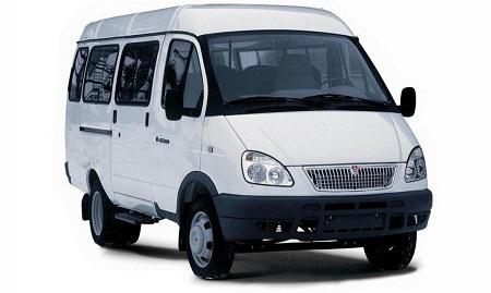 Бизнес на микроавтобусе Газель