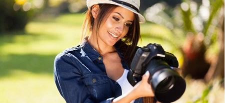 Бизнес идеи для девушек фотограф