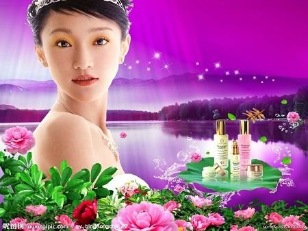 Китайская косметика