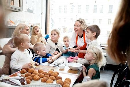 Как заработать на кулинарных мастер классах