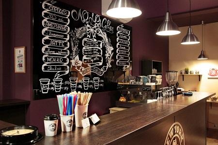 Кофейня бизнес