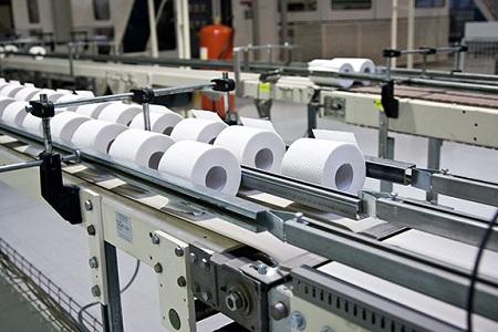 Производство туалетной бумаги бизнес