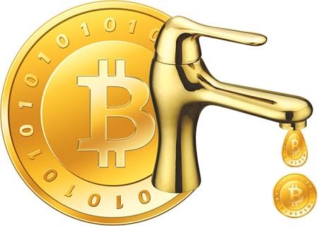 Краны криптовалюты