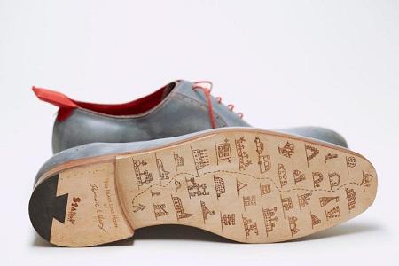GPS обувь