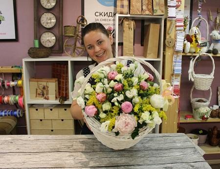 Служба по доставке цветов