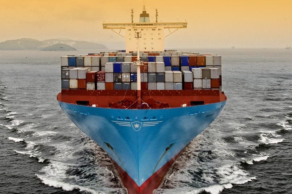 Морские перевозки станков из китая