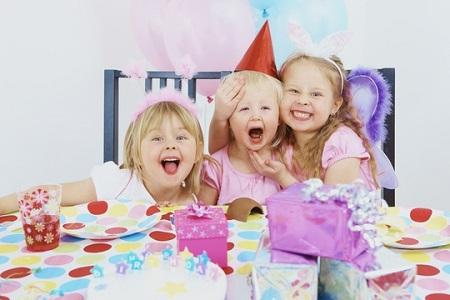 Детские праздники принесут вам дополнительные доходы